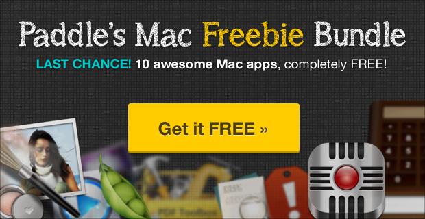 """免费获取 10 款 Mac 软件丨""""反""""斗限免"""